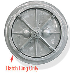 RING ONLY FOR 20IN ROUND ALUM HATCH