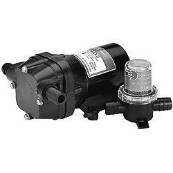 12V 3.5GPM PARMAX 3 SHOWER DRAIN PUMP