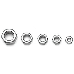 LOCKING NUT 3/8-24 RH