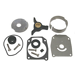WATER PUMP KIT W/O HOUSING  J/E  433548