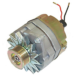 ALTERNATOR, NEW, 68AMP 3 WIRE MANDO