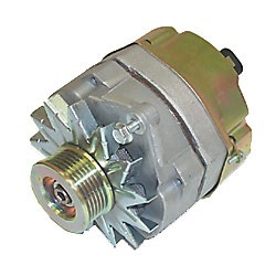 ALTERNATOR, NEW 68AMP 1 WIRE  MERC