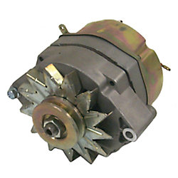 ALTERNATOR, NEW 68AMP 3 WIRE MERC