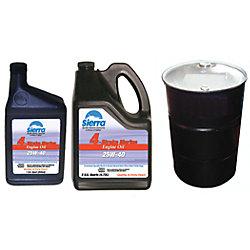 QT 25W40 OIL MERC 92-802837Q1