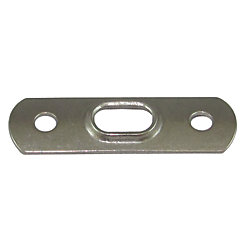T RING TERMINAL BACKING PLATE
