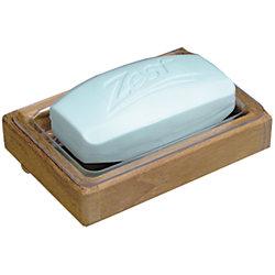 TEAK SOAP DISH