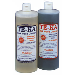 Te-Ka™ Scrub-Less Teak Brightener