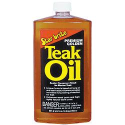 QT PREMIUM GOLDEN TEAK OIL
