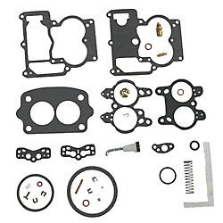 CARBURETOR KIT 2 BARREL OMC 982384
