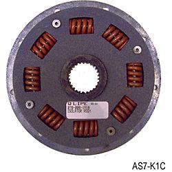 DRIVE PLATE, 6.18IN 26SPL SM BLK V8