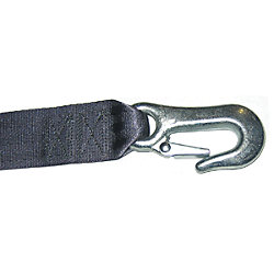 25FT WINCH STRAP W/LOOP