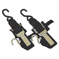 2FT TRANSOM TIE DOWN, 2IN *PAIR*