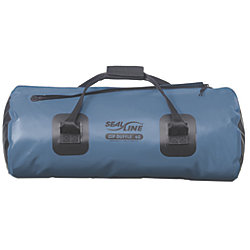ZIP DUFFEL 40 WATERPROOF BLUE