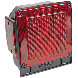 SUBMERSIBLE *6 WAY* TAIL LIGHT-RH