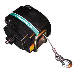 ALL PURPOSE OUTDOOR WINCH-12VOLT