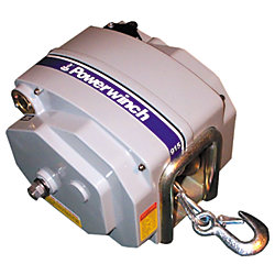 6000 LB. ELECTRIC TRAILER WINCH