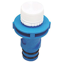 HOSE FITTING ADAPTER F/THRU-HULL