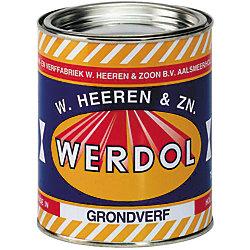 750 ML WHT WERDOL WOOD PRIMER