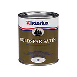 QT GOLDSPAR SATIN VARNISH