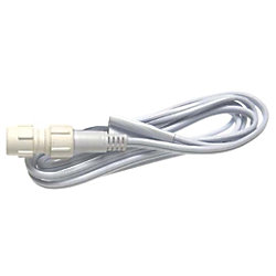 6FT PWR CORD ROPE LIGHT 3/8IN 12V/24V