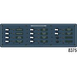 24VDC A SERIES PANEL 12 POS