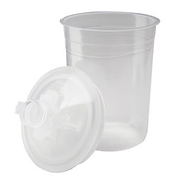 PPS Disposable Lids and Cup Liners - for All PPS Cups