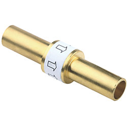 15MM BRASS STEM CHECK VALVE