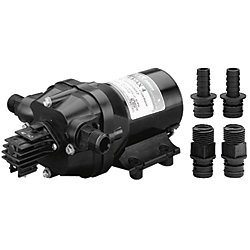 12V 4.3GPM PARMAX 4 H2O SYSTEM PUMP
