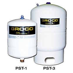 4.4 GA DRAWDOWN ACCUMULATOR TANK