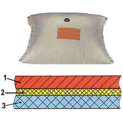 70LITRE/18.5 GAL FLEXL WATER TANK