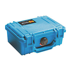 1120 BLU WATERTIGHT CASE 8X7X4IN