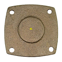 COVER PLATE, 202M SERIES PUMP