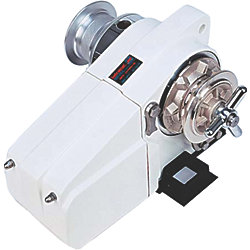 CAYMAN ANOD HORZONTAL WINDLASS 12V