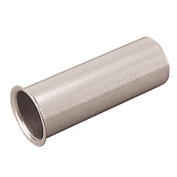 ALUMINUM DRAIN TUBE 1IN X 1-7/8IN