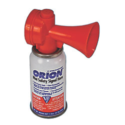 Discontinued: Safety Air Horn Mini - 1.5 Oz
