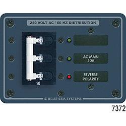 120/240VAC MAIN PANEL