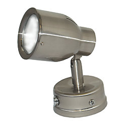 CCF READING LIGHT EURO CHROME 24V