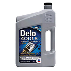 GA DELO 400 5W/40 SYNTHETIC OIL