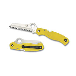 ATLANTIC SALT  YELLOW SERRATED