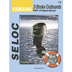 YAMAHA OUTBOARDS ALL ENG. 1997-03