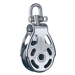 75MM SS ESP BLOCK SWIVEL