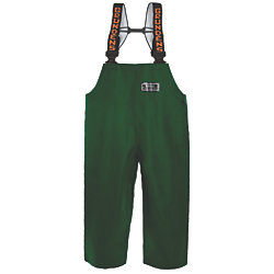 BIB PANT GREEN LARGE
