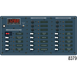 12V A SERIES PANEL 20 POS MULTIMETER