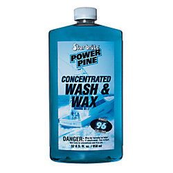 QT POWERPINE WASH & WAX