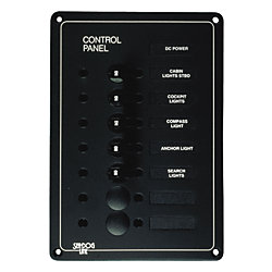 BREAKER PANEL-AC/DC 7 CIRCUIT