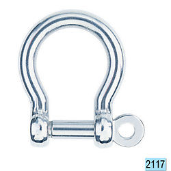 8MM BOW SHACKLE 316