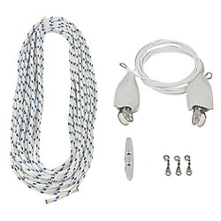SCH 99-62 LAZY JACK KIT 24FT-29FT BOATS
