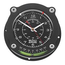 NAUTILUS WTRPRF CLOCK W/INCLMETER