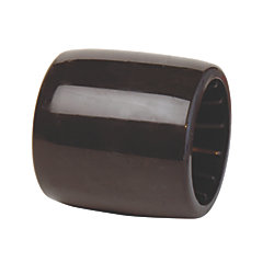4IN BLK SMOOTH WOBBLE ROLLER