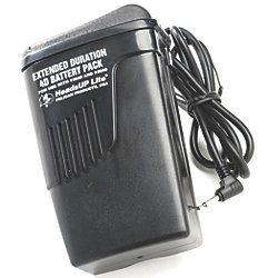 EXTENDED DUTY 4D BATTERY HIP PACK
